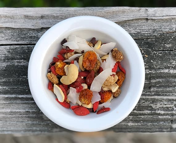 superfoods trailmix
