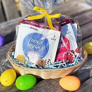 easter basket vegan gift