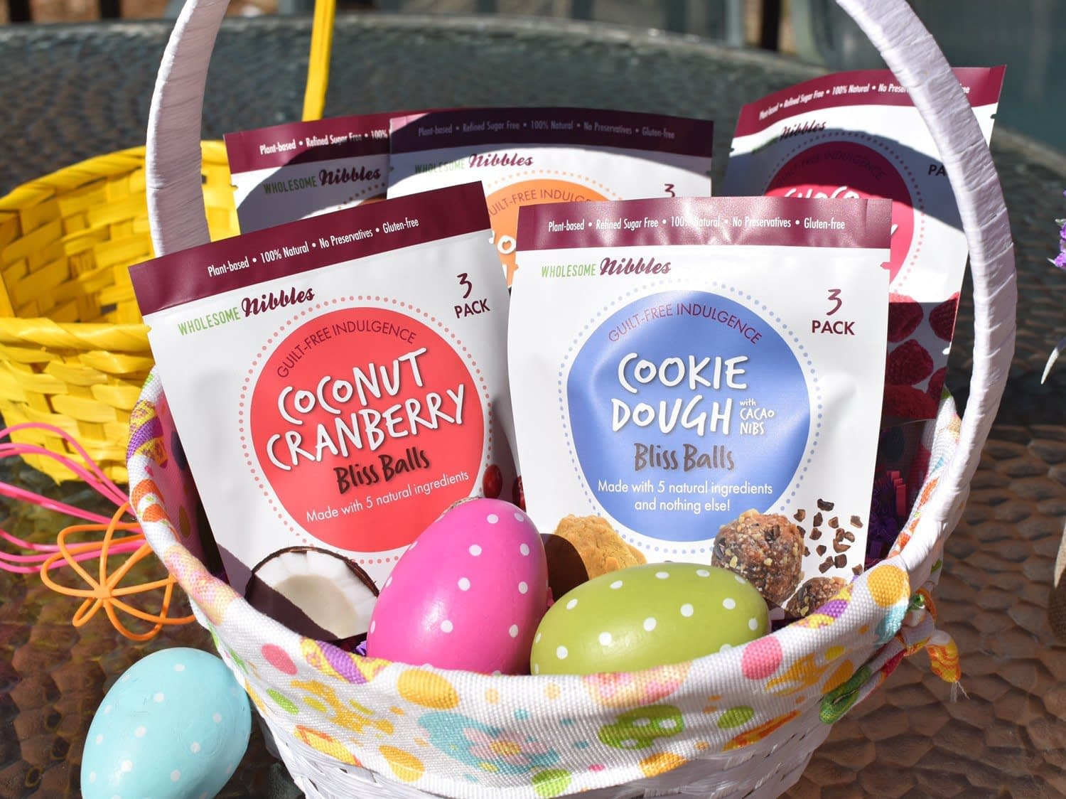 easter basker stuffers healthy candy