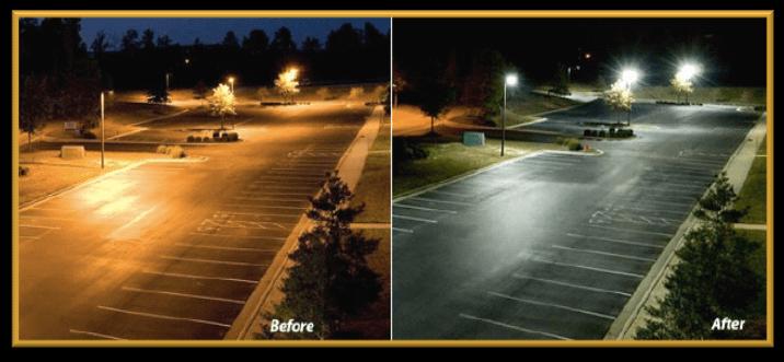 Big Federal LED Rebate for Commercial Buildings: 179D