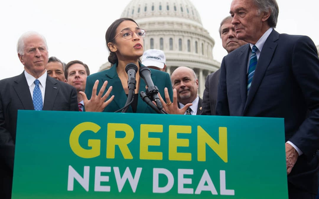 What the Green New Deal Means for Washington, DC