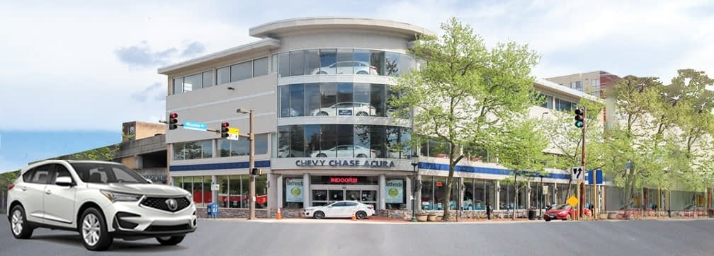 Chevy Chase Acura
